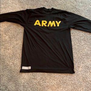 black army long sleeve